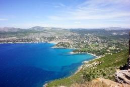 Vista from Montagne Sainte Victoire