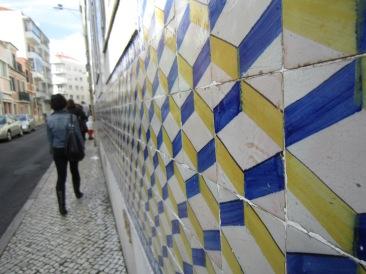 Ceramic Tiles, Lisbon