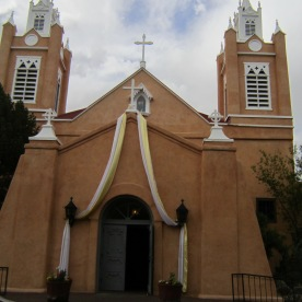 Church in Albuquerque, New Mexico