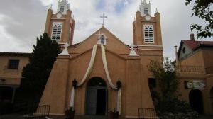 Church in Albuquerque, New Mexico