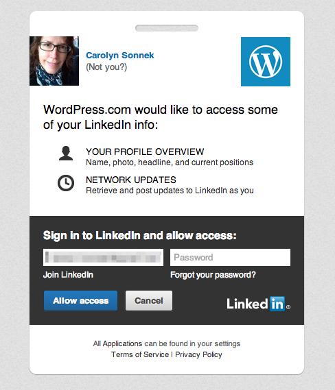Authorize_LinkedIn