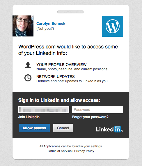 Authorize_LinkedIn