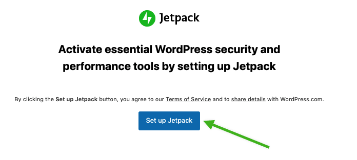 Why should I connect Jetpack?