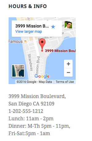 Contact Info Widget on contact bing maps, contact microsoft, contact icons, contact apple,
