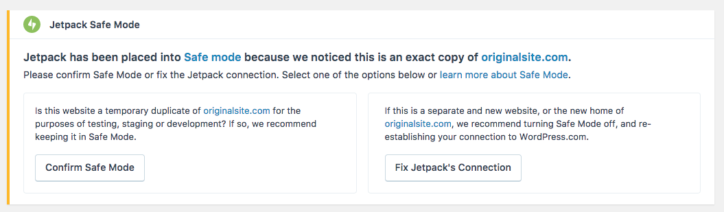 Is Jetpack for WordPress safe