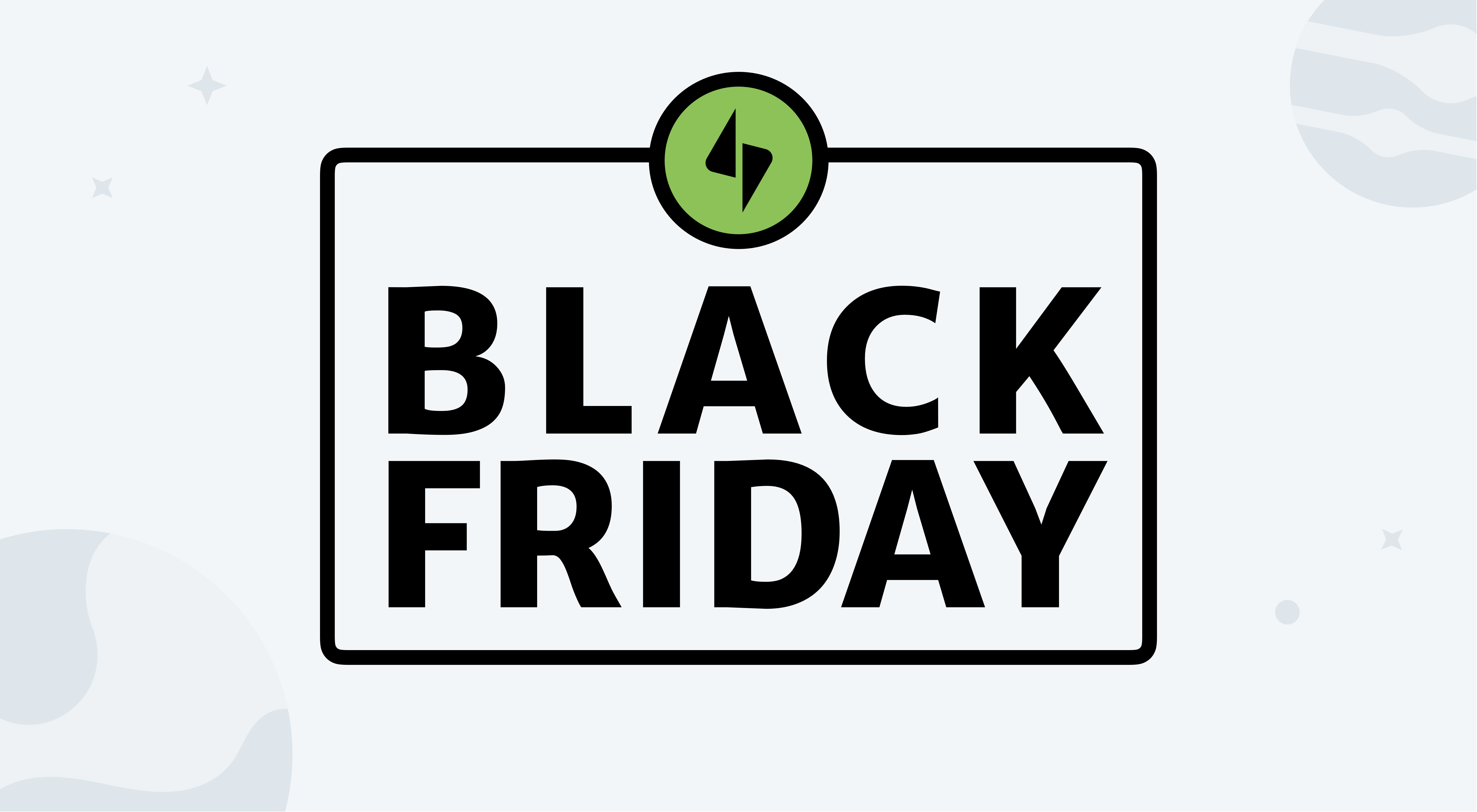 Don't Miss Our Black Friday Sale!
