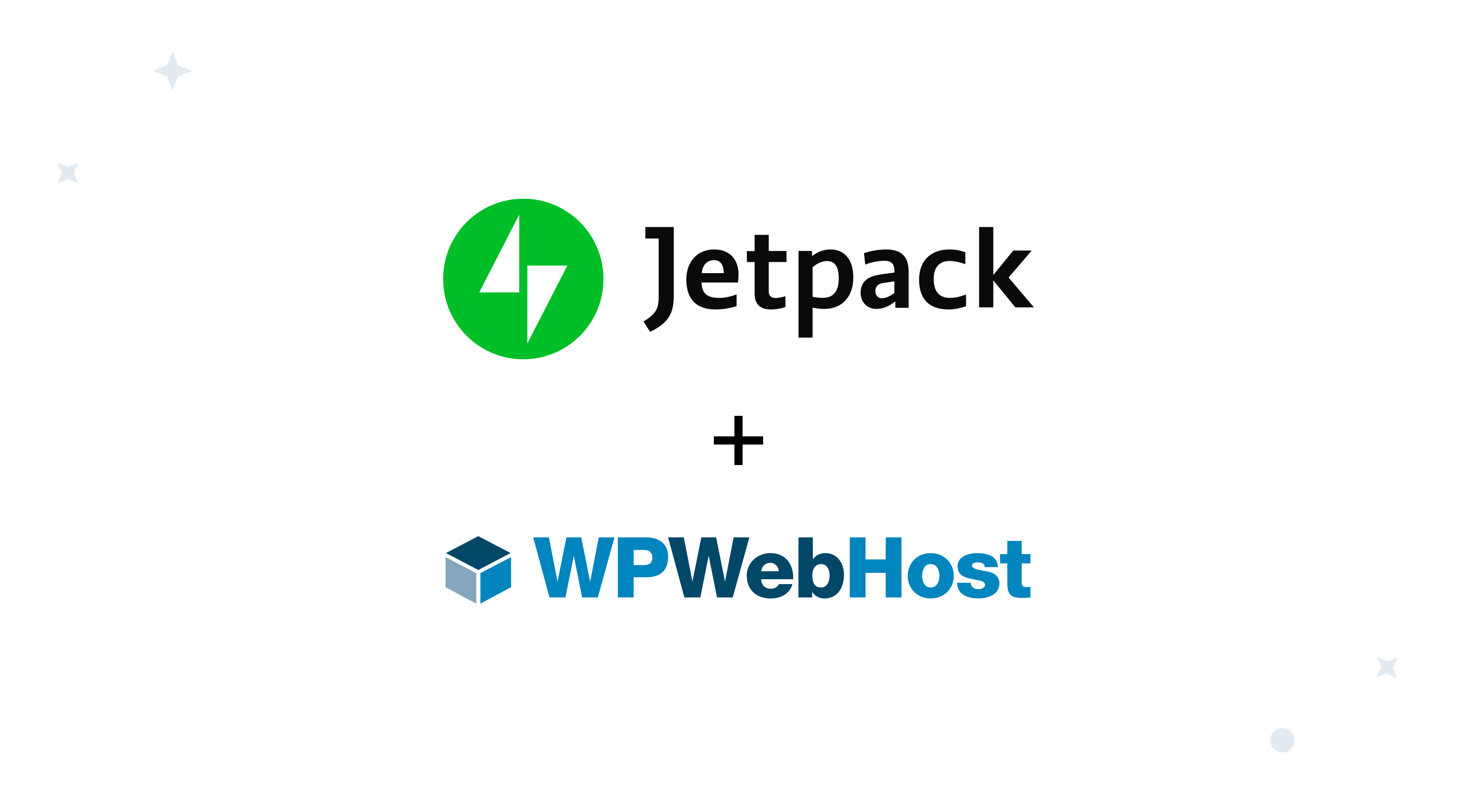 Get Jetpack with Your WPWebHost Plan
