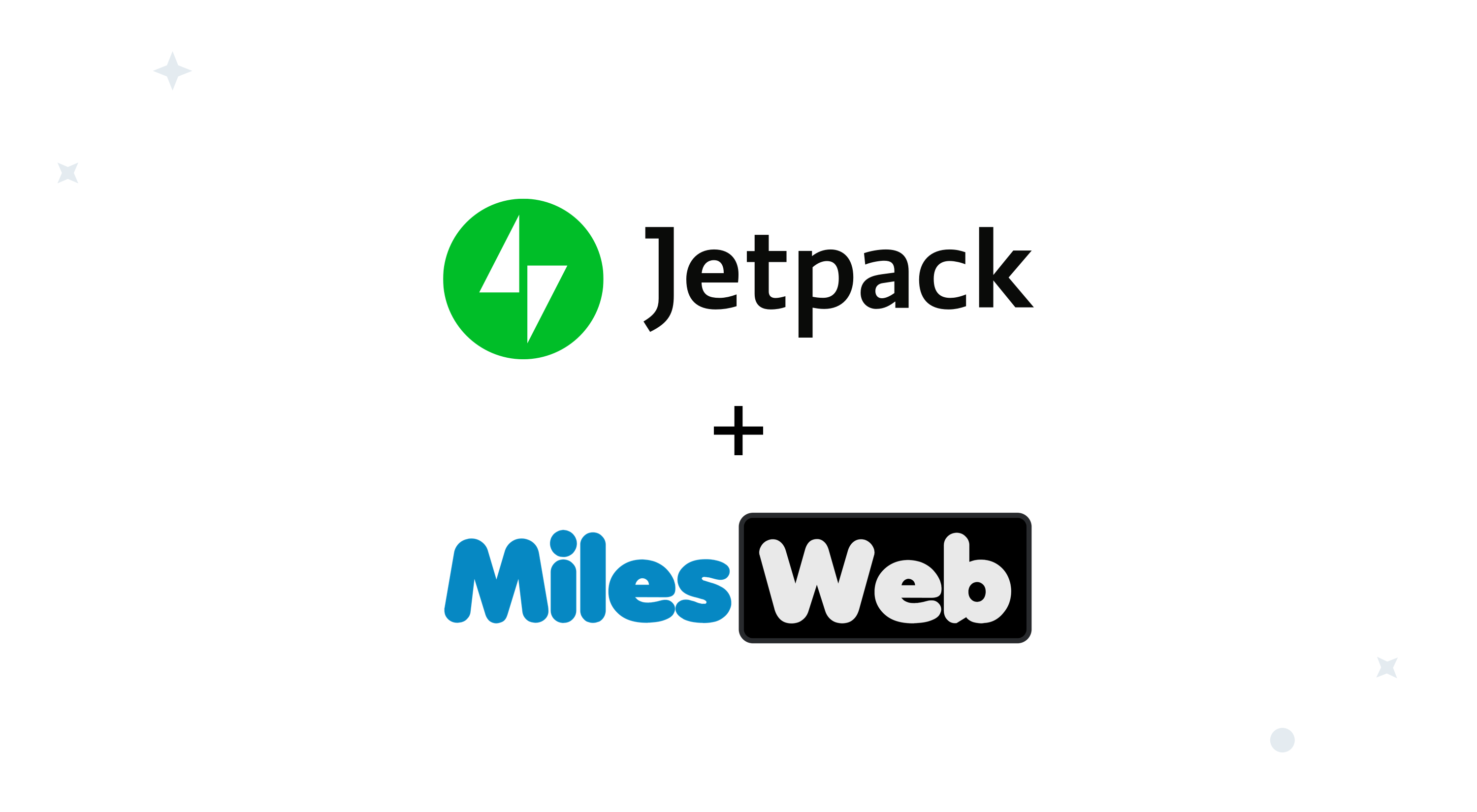 Live Like Royalty with Jetpack and MilesWeb