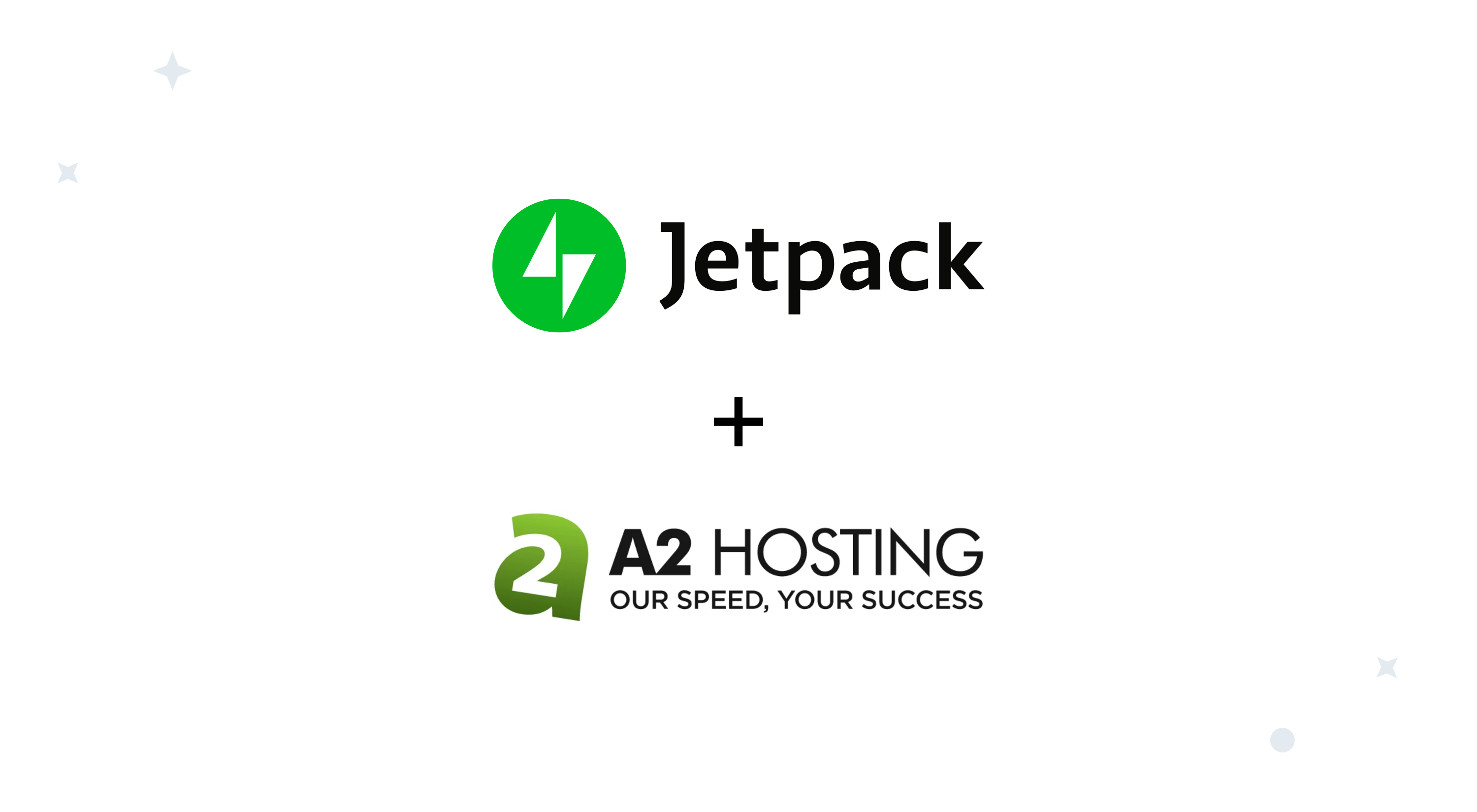 Go Faster Than Ever with Jetpack and A2 Hosting