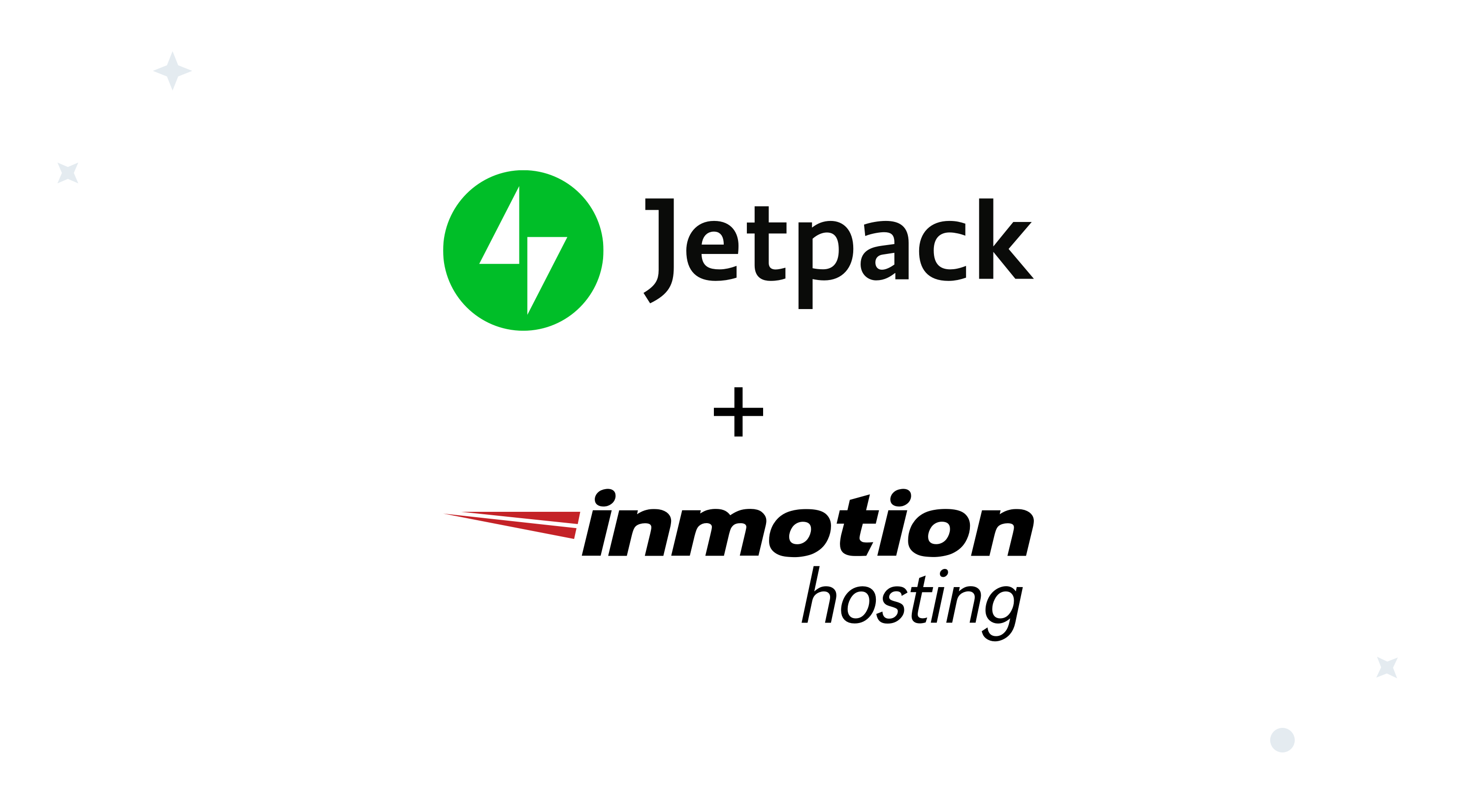 Blast Off With Jetpack and InMotion Hosting