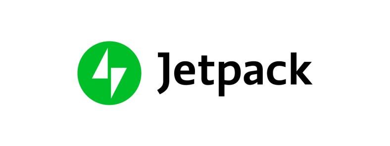 The new Jetpack logo