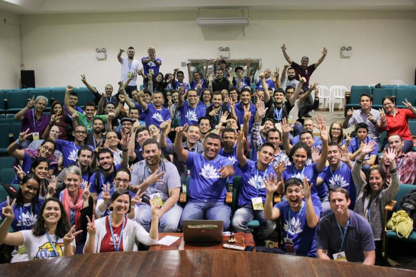WordCamp Medellin 2016. Photo by Samantha Hare.