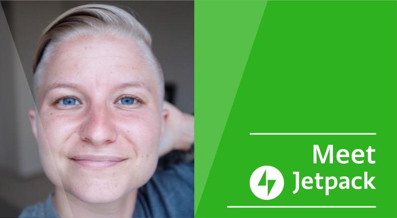 Meet Anne from Jetpack