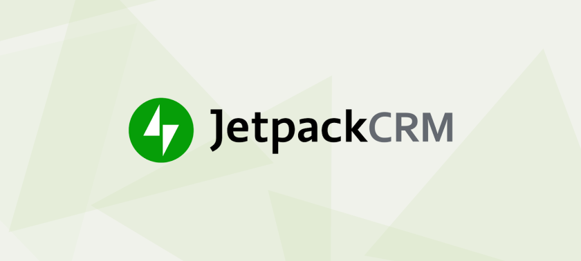 Jetpack Customer Relationship Management plugin