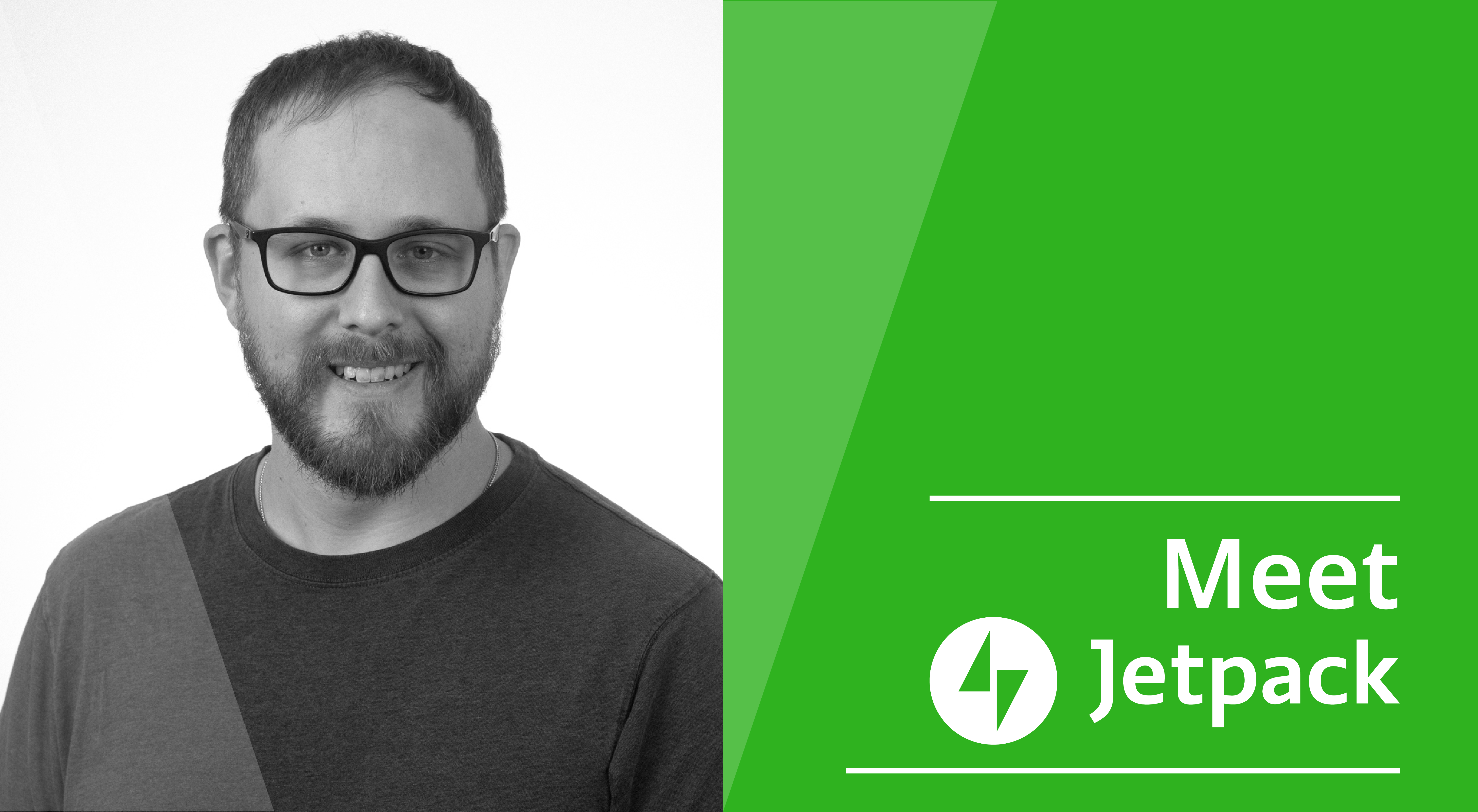 Meet Brandon from Jetpack: Supporting people from ministry to development