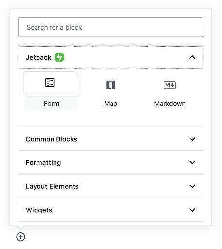 WordPress Contact Form