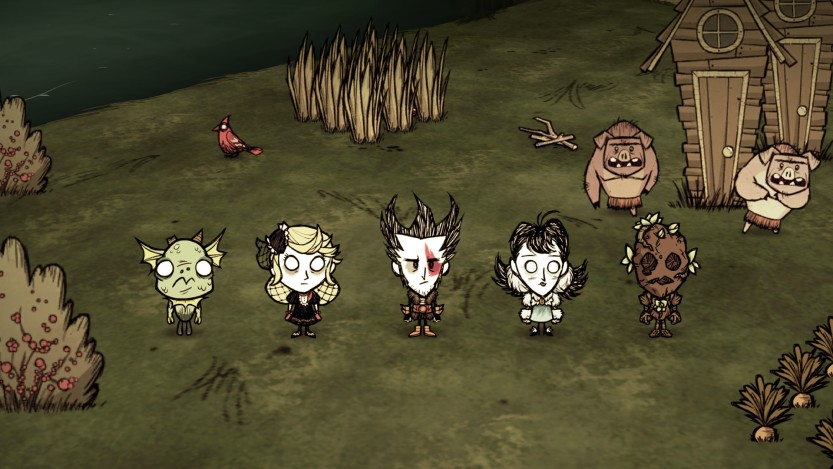 screenshot from Don't Starve Together